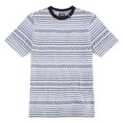 Vans® Short-Sleeve Stripe Knit Tee - Boys 8-20