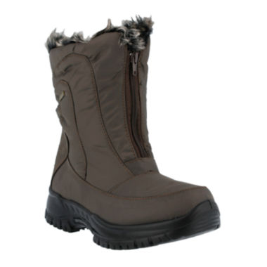 jcpenney.com | Spring Step Zigzag Short Cold-Weather Boots