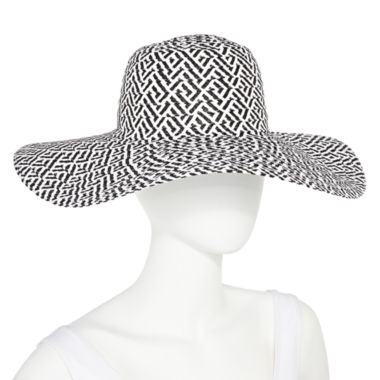 jcpenney.com | Scala™ Floppy Geo Hat