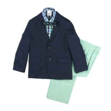 jcpenney.com | IZOD® 4-pc. Suit Set - Preschool Boys 4-7