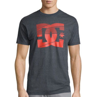 jcpenney.com | DC Shoes Co.® Step Up Short-Sleeve T-Shirt
