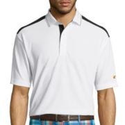 Jack Nicklaus® Short-Sleeve St. Andrews Pocketed Performance Polo