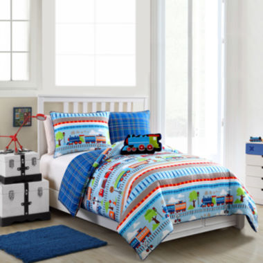 jcpenney.com | VCNY All Aboard Comforter Set