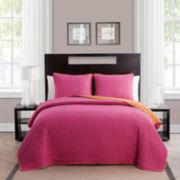 Victoria Classics Jack Reversible Quilt Set