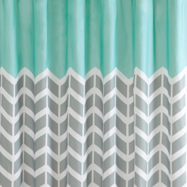 jcpenney.com | Intelligent Design Laila Printed Shower Curtain