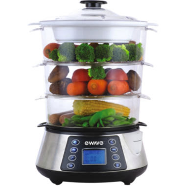 jcpenney.com | Magic Chef® 3-Layer Food Steamer
