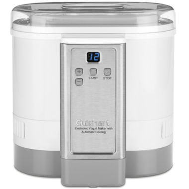 jcpenney.com | Cuisinart CYM-100 Electronic Yogurt Maker with Automatic Cooling