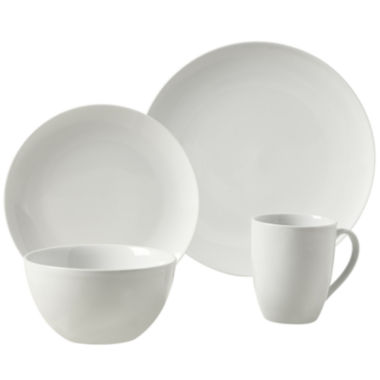 jcpenney.com | Tabletops Gallery® Adams 16-pc. Ceramic Dinnerware Set
