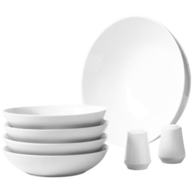 jcpenney.com | Tabletops Gallery® 7-pc. Pasta Set - Service for 4
