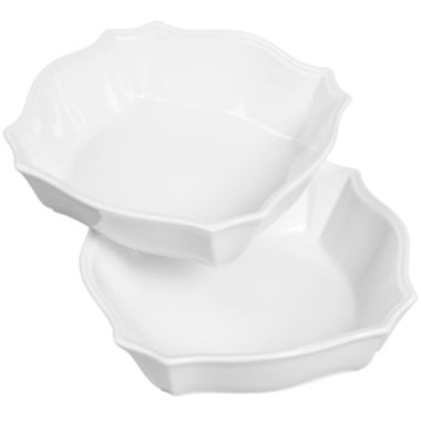 jcpenney.com | Denmark® 2-pc Graduated Scallop Square Bowl Set