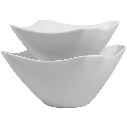 Denmark® 2-pc. Cut-Corner Square Bowl Set