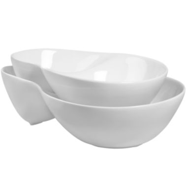 jcpenney.com | Denmark® 2-pc. Double Dip Chip and Dip Servers