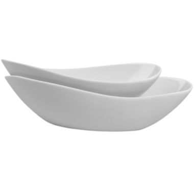 jcpenney.com | Denmark® 2-pc. Oval Porcelain Bowl Set