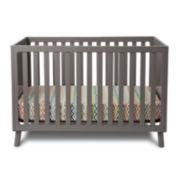 Delta Children's Products™ Manhattan 3-in-1 Crib - Grey