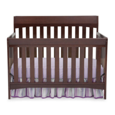 jcpenney.com | Delta Children's Products™ Remi 4-in-1 Crib - Chocolate