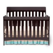 Delta Children's Products™ Remi 4-in-1 Crib - Dark Chocolate