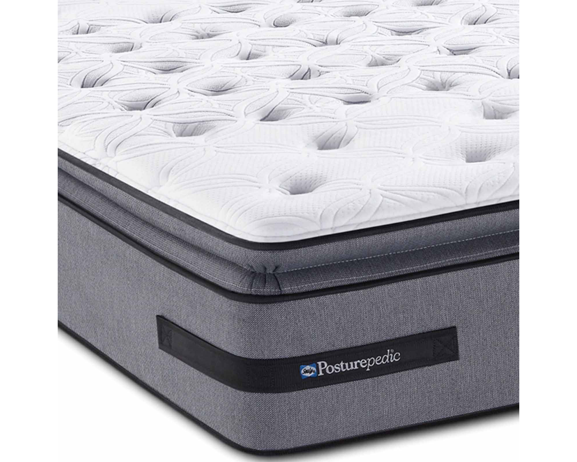 Sealy Posturepedic Solia Bay Firm Euro Pillow-Top - Mattress Only