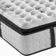 Stearns and Foster® Quinn Faith Luxury Firm Euro Pillow-Top Mattress - Mattress Only