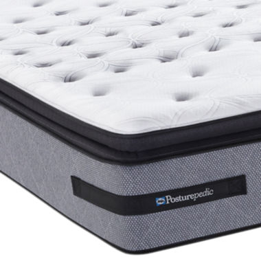 jcpenney.com | Sealy® Posturepedic® Jamarion Plush Euro Pillow-Top - Mattress Only