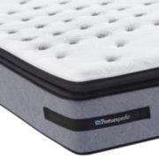 Sealy® Posturepedic® Jamarion Plush Euro Pillow-Top Mattress - Mattress Only