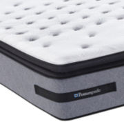 Sealy® Posturepedic® Jamarion Cushion Firm Euro Pillow-Top Mattress- Mattress Only
