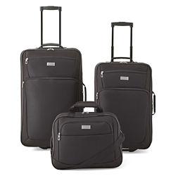 Protocol Richardson 3-Piece Luggage Set - Multiple Colors