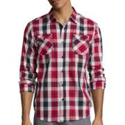 Ecko Unltd.® Madison Long-Sleeve Woven Shirt