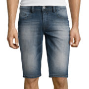 i jeans by Buffalo Slim-Fit Denim Shorts
