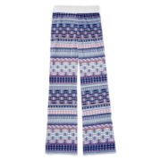Imperial Star Knit Palazzo Pants - Girls 7-16