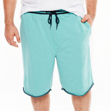 jcpenney.com | The Foundry Supply Co.™ Terry Shorts - Big & Tall