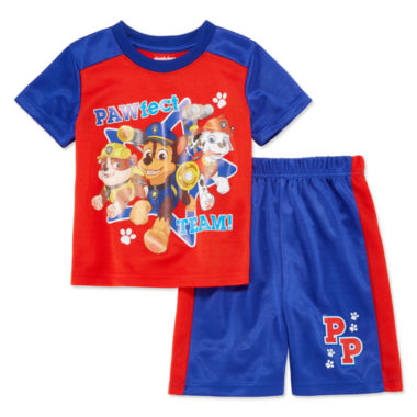 jcpenney.com | 2-pc. Paw Patrol Short Set Toddler