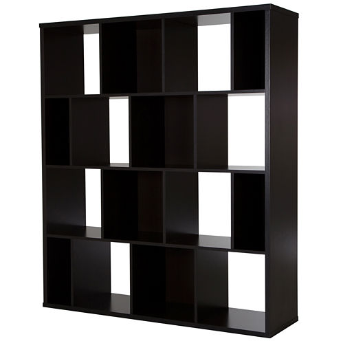 Reveal 16-Cube Shelving Unit