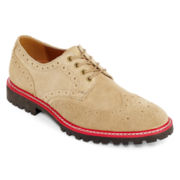 St. John's Bay® Mason Mens Wingtip Shoes