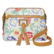 Rosetti® Junior Multiplex Galleria Crossbody Bag