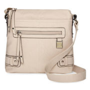 Rosetti® Triple Play Mini Pam Crossbody Bag