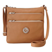 Relic® Erica North/South Top-Zip Crossbody Bag