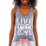 Flirtitude Sleep Tank Top
