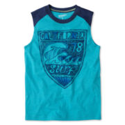 Arizona Graphic Muscle Tee - Boys 6-18