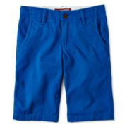 Arizona Chino Shorts - Boys 6-18, Slim and Husky