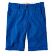 Arizona Chino Shorts - Boys 6-18, Slim and Husky