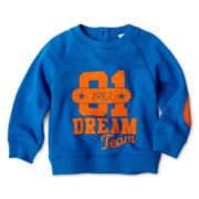 Joe Fresh™ Popover Sweater - Boys 3m-24m