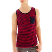 The Original Arizona Jean Co.® Feeder Stripe Tank Top