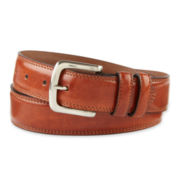 IZOD® Contrast-Stitch Belt