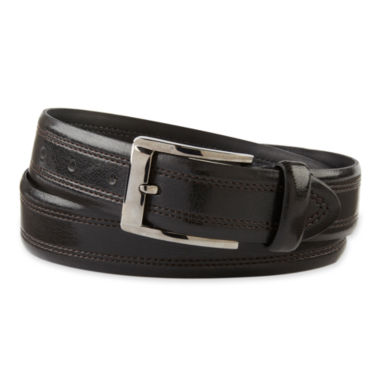 jcpenney.com | IZOD® Leather Belt