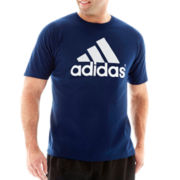 adidas® Adilogo Tee-Big & Tall