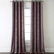 Royal Velvet® Maison Grommet-Top Curtain Panel