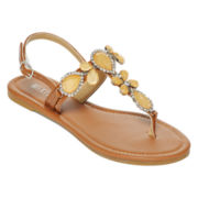 Mixit™ Estate Jewel T-Strap Sandals