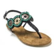 MUK LUKS® Harper Slingback Sandals
