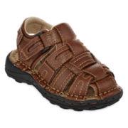 Arizona Lil Donny Boys Fisherman Sandals - Toddler