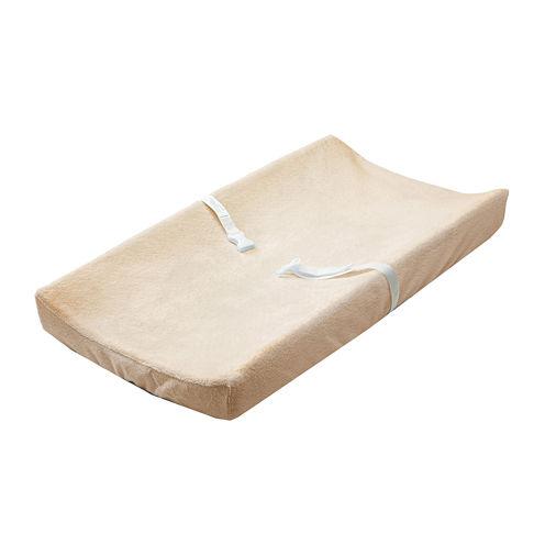 Summer Infant® 2-pk. Ultra Plush™ Changing Pad Cover - Ecrú